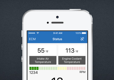 OBD app for iPhone